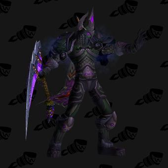Death Knight PvE Tier 10 Male Set