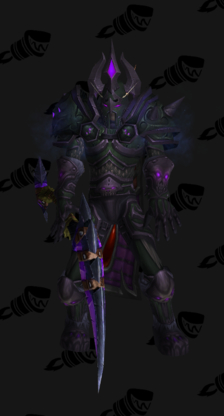 Death Knight PvE Tier 10 Male Set