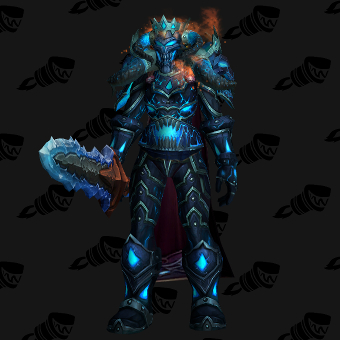 Death Knight PvE Tier 11 Female Set