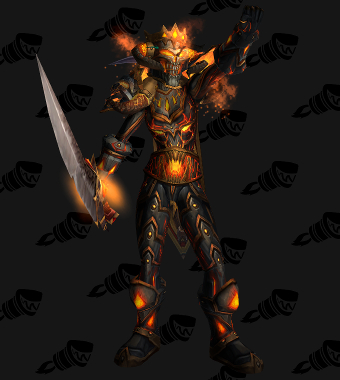 Death Knight PvE Tier 11 Heroic Female Set
