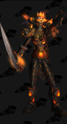 Death Knight PvE Tier 11H Female Set