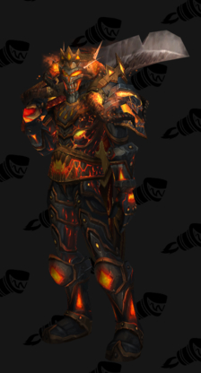 Death Knight PvE Tier 11H Male Set