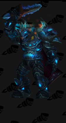 Death Knight PvE Tier 11 Male Set