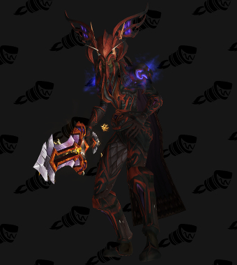 Death Knight PvE Tier 12 Female Set