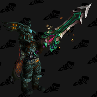 Death Knight PvE Tier 12 Heroic Female Set