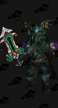 Death Knight PvE Tier 12H Female Set