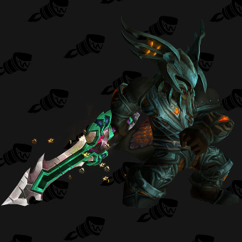 Death Knight PvE Tier 12 Heroic Male Set