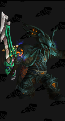 Death Knight PvE Tier 12H Male Set