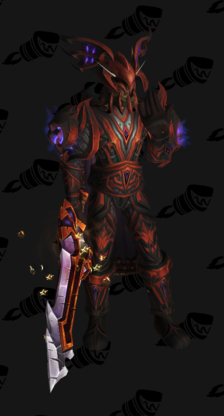 Death Knight PvE Tier 12 Male Set