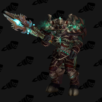 Death Knight PvE Tier 13 Heroic Female Set