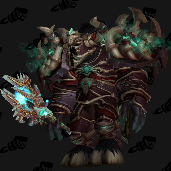 Death Knight PvE Tier 13 Heroic Male Set