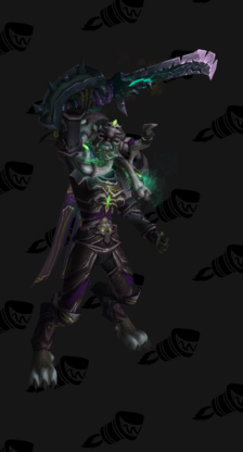 Death Knight PvE Tier 13 LFR Female Set