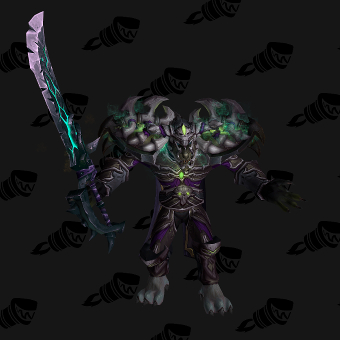 Death Knight PvE Tier 13 LFR Male Set