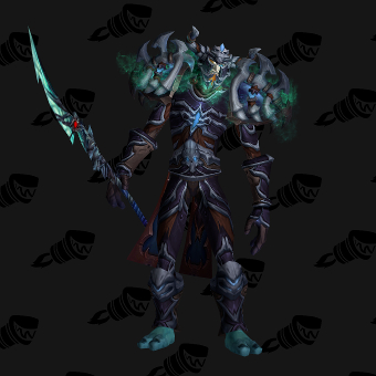 Death Knight PvE Tier 13 Male Set