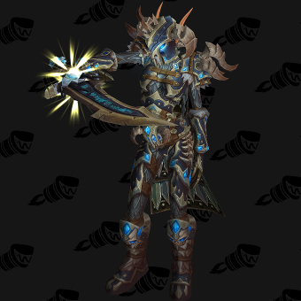 Death Knight Tier 14 Challenge Mode Female Set