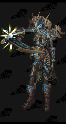 Death Knight PvE Tier 14 Challenge Mode Female Set