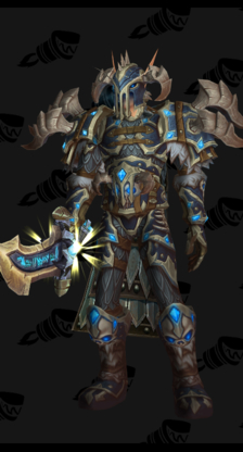 Death Knight PvE Tier 14 Challenge Mode Male Set