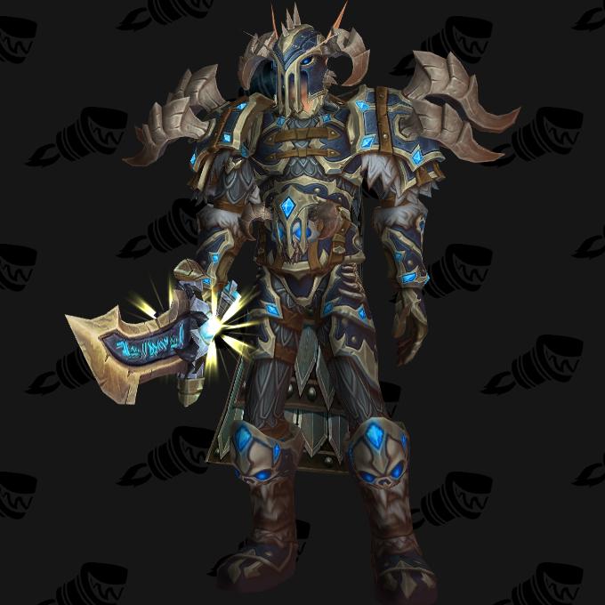 Transmogrification Death Knight Challenge Mode Set Legion