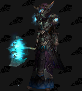 Death Knight PvE Tier 14 Female Set