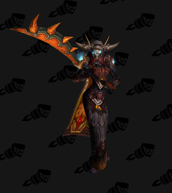 Death Knight PvE Tier 14 Heroic Female Set