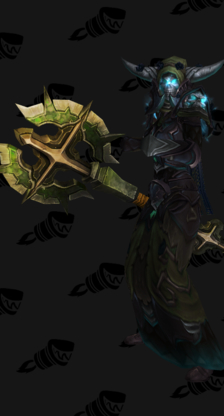 Death Knight PvE Tier 14 LFR Female Set