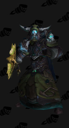 Death Knight PvE Tier 14 LFR Male Set