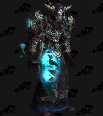Death Knight PvE Tier 14 Male Set