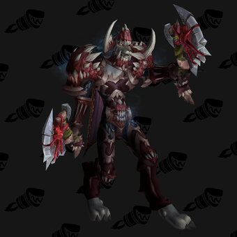 Death Knight PvE Tier 15 Female Set
