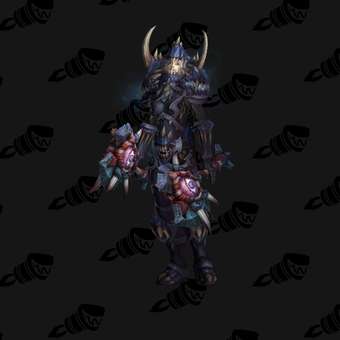 Death Knight PvE Tier 15 Heroic Female Set