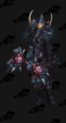 Death Knight PvE Tier 15 Female Heroic Set