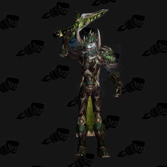 Death Knight PvE Tier 15 LFR Female Set