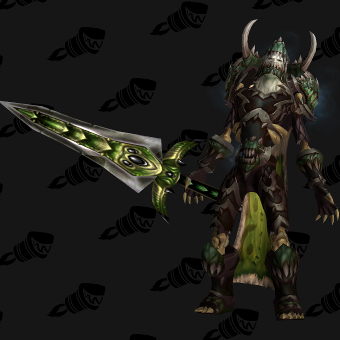Death Knight PvE Tier 15 LFR Male Set