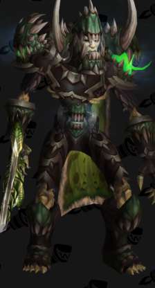 Death Knight PvE Tier 15 Male LFR Set