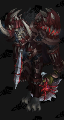 Death Knight PvE Tier 15 Male Set