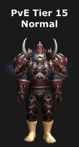 Death Knight PvE Tier 15 Set