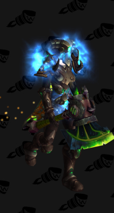 Death Knight PvE Tier 16 LFR Female Set