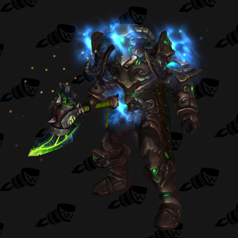 Death Knight PvE Tier 16 LFR Male Set