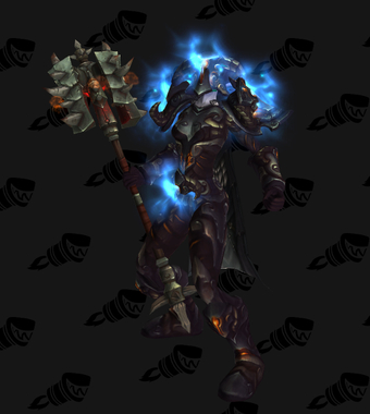Death Knight PvE Tier 16 Mythic Set