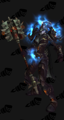 Death Knight PvE Tier 16 Mythic Female Set