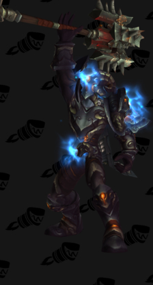 Death Knight PvE Tier 16 Mythic Male Set