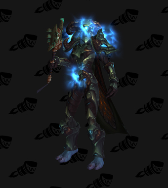 Death Knight PvE Tier 16 Heroic Female Set