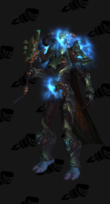 Death Knight PvE Tier 16 Female Set