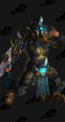 Death Knight PvE Tier 17 Heroic Female Set