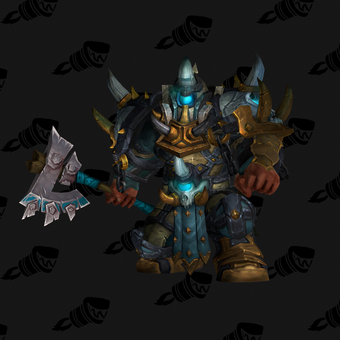 Death Knight PvE Tier 17 Heroic Set