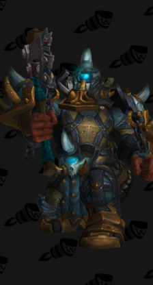Death Knight PvE Tier 17 Heroic Male Set