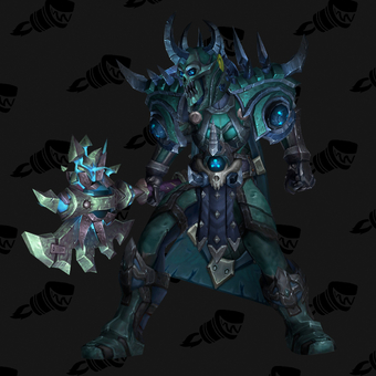 Death Knight PvE Tier 17 Mythic Set