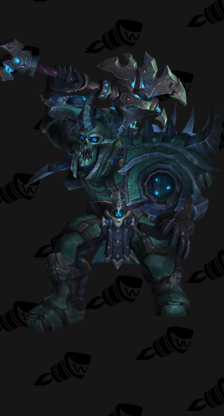 Death Knight PvE Tier 17 Mythic Female Set