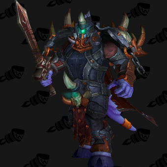 Death Knight PvE Tier 17 Normal Set