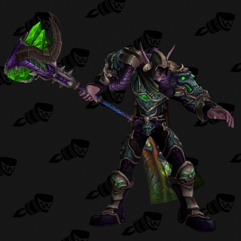 Death Knight PvE Tier 18 Heroic Set