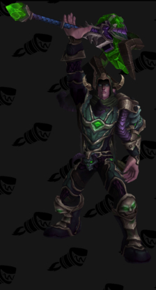 Death Knight PvE Tier 18 Heroic Male Set